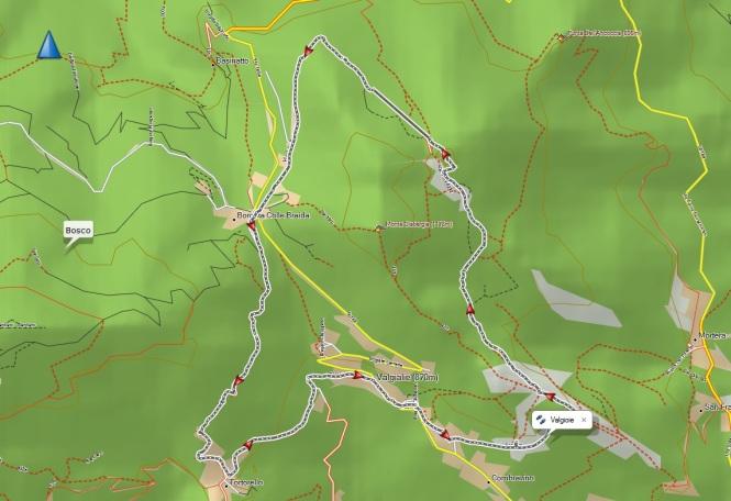 Tour Monte Giabergia